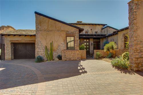 Photo of 10057 E BLUE SKY Drive, Scottsdale, AZ 85262 (MLS # 6192998)
