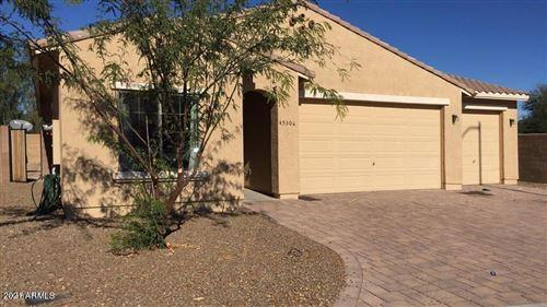 Photo of 45306 W ZION Road, Maricopa, AZ 85139 (MLS # 6231999)