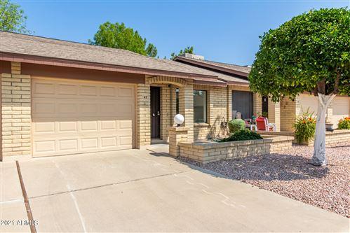 Photo of 2064 S FARNSWORTH Drive #47, Mesa, AZ 85209 (MLS # 6295999)