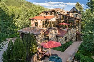 Photo of 189 McSkimming Road, Aspen, CO 81611 (MLS # 155043)
