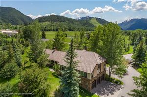 Photo of 188 Meadowood Drive, Aspen, CO 81611 (MLS # 158082)