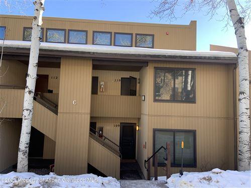 Photo of 35 Lower Woodbridge Road 110 #110, Snowmass Village, CO 81615 (MLS # 168178)