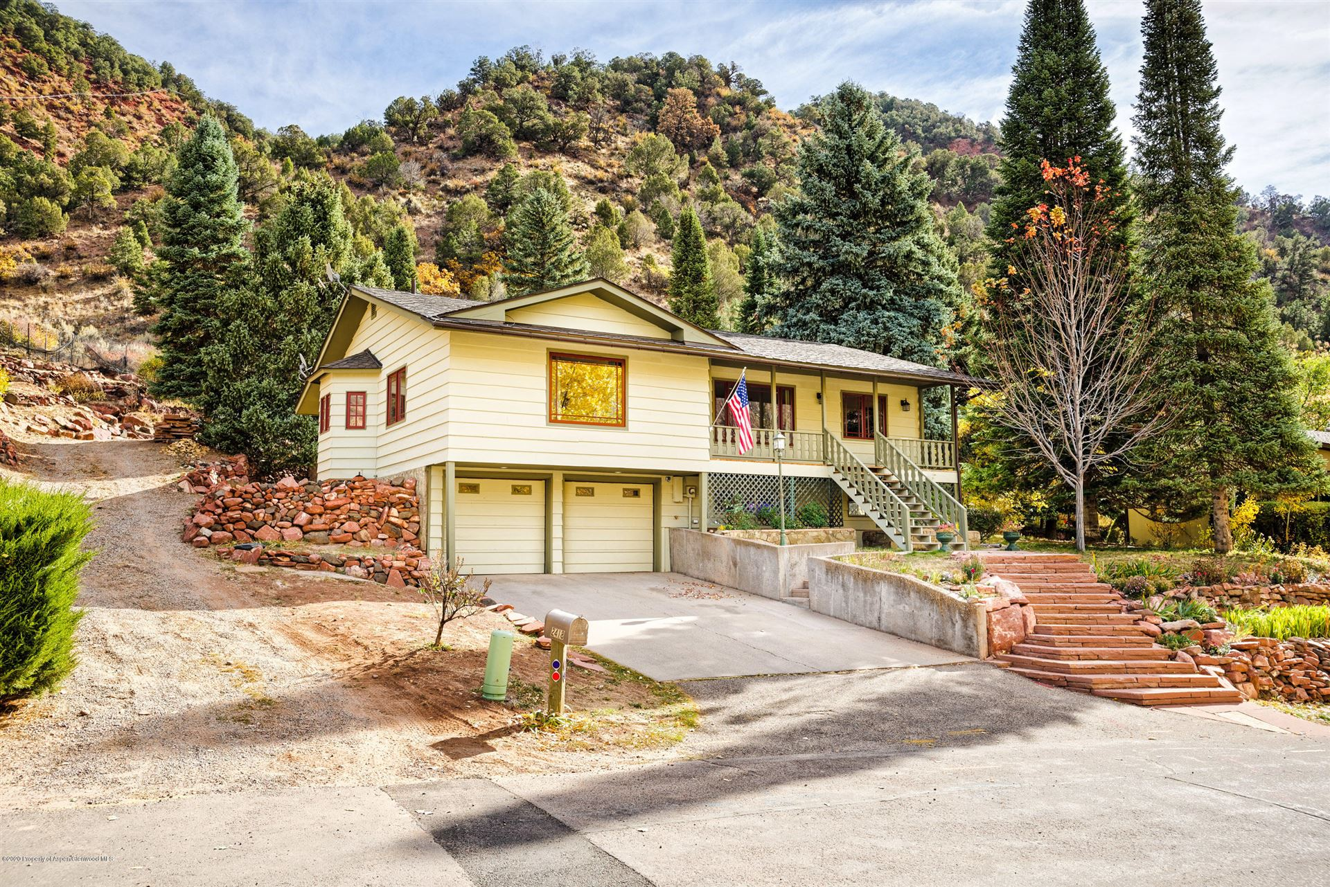 2418 Palmer Avenue, Glenwood Springs, CO 81601 - MLS#: 167218