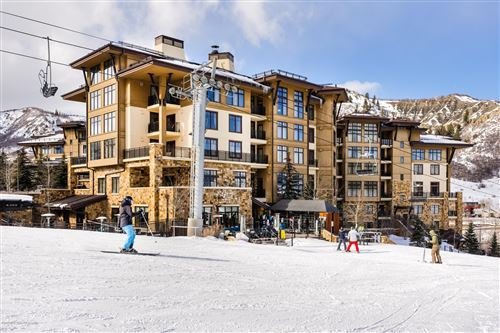 Photo of 130 Wood Road 508 #508, Snowmass Village, CO 81615 (MLS # 167275)