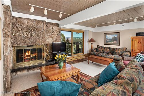 Photo of 30 Anderson Lane 812 #812, Snowmass Village, CO 81615 (MLS # 166306)