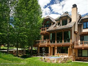 Photo of 1018 Burnt Mountain Drive 18 #18, Snowmass Village, CO 81615 (MLS # 160368)