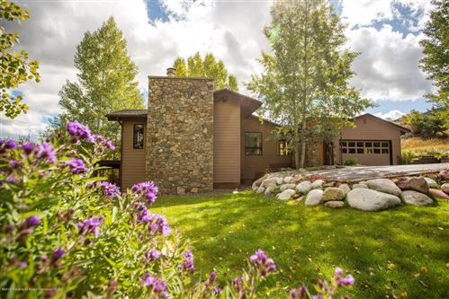Photo of 144 Meadow Road, Snowmass Village, CO 81615 (MLS # 152410)