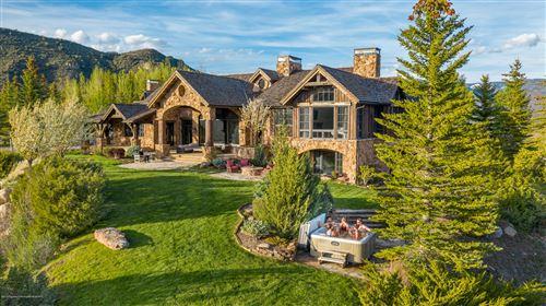 Photo of 780 Pioneer Springs Ranch Road, Aspen, CO 81611 (MLS # 160431)