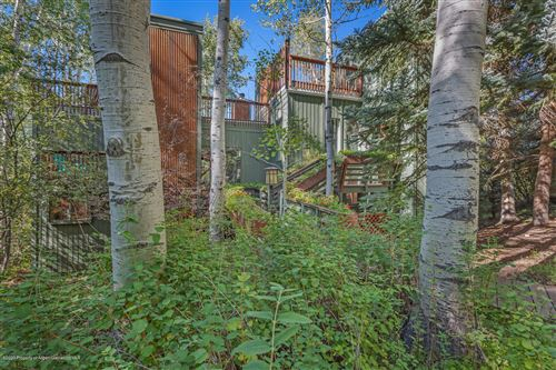 Photo of 47 Valley View Road Unit B, Snowmass Village, CO 81615 (MLS # 166438)