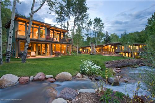 Photo of 1055 Stage Road, Aspen, CO 81611 (MLS # 163453)