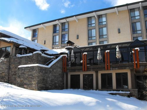Photo of 300 Carriage Way #201, Snowmass Village, CO 81615 (MLS # 155469)