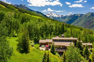 Photo of 730 Divide Drive, Snowmass Village, CO 81615 (MLS # 158509)