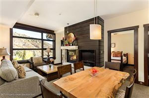 Photo of 120 Carriage Way 2207 #2207, Snowmass Village, CO 81615 (MLS # 157519)