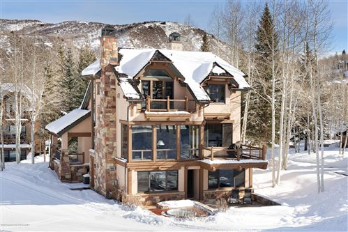Photo of 509 Burnt Mountain Drive, Snowmass Village, CO 81615 (MLS # 162520)