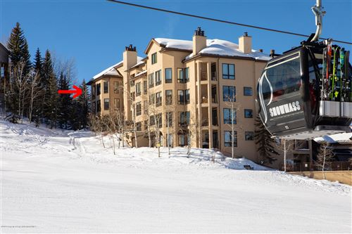 Photo of 476 Wood Road # 50, Snowmass Village, CO 81615 (MLS # 162604)