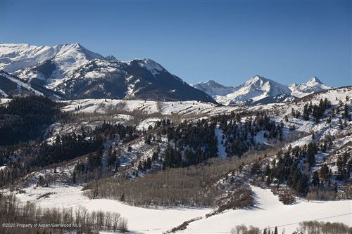 Photo of TBD Lake Wildcat Road, Snowmass Village, CO 81615 (MLS # 162626)