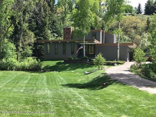 Photo of 1235 Red Butte Drive, Aspen, CO 81611 (MLS # 162657)