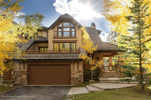 Photo of 610 Streamside Court, Snowmass Village, CO 81615 (MLS # 166657)