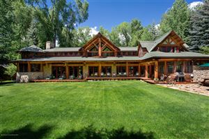 Photo of 390 N Spring Street, Aspen, CO 81611 (MLS # 154709)