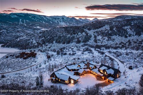 Photo of 450 Pioneer Springs Ranch Road, Aspen, CO 81611 (MLS # 165750)