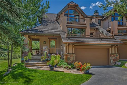 Photo of 712 Burnt Mtn Drive 12 #12, Snowmass Village, CO 81615 (MLS # 165774)