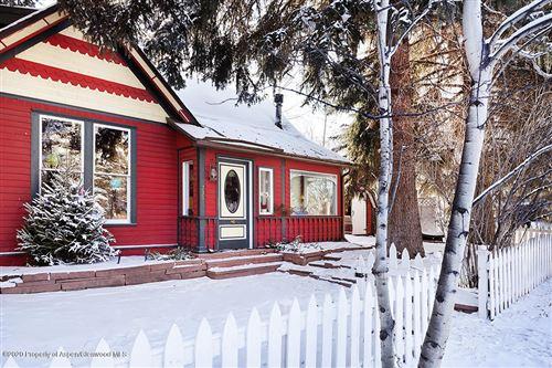 Photo of 735 W Bleeker Street, Aspen, CO 81611 (MLS # 165782)