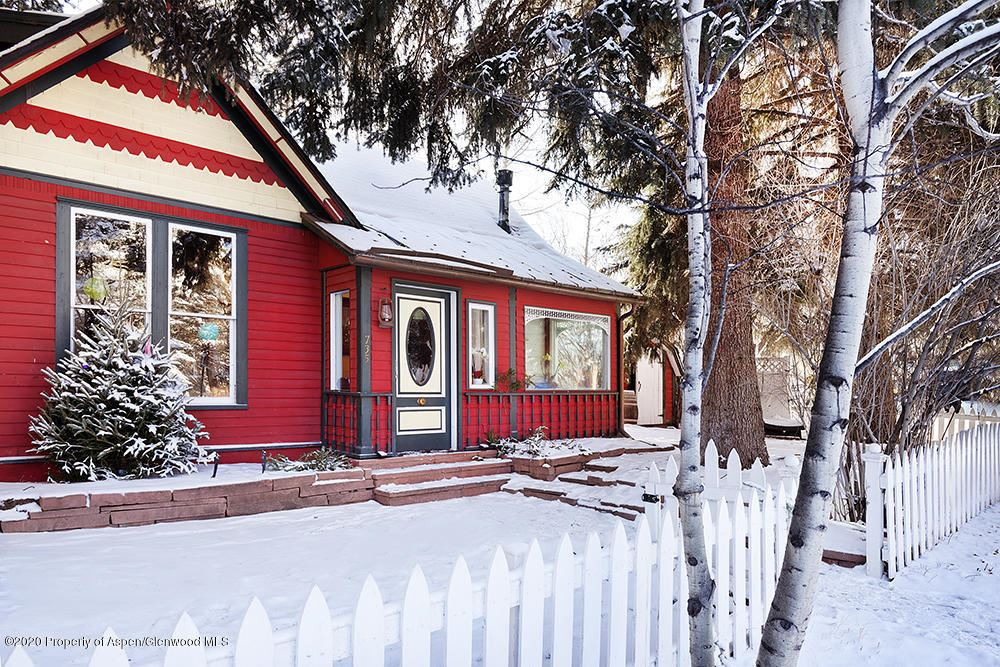 735 W Bleeker Street, Aspen, CO 81611 - MLS#: 165782
