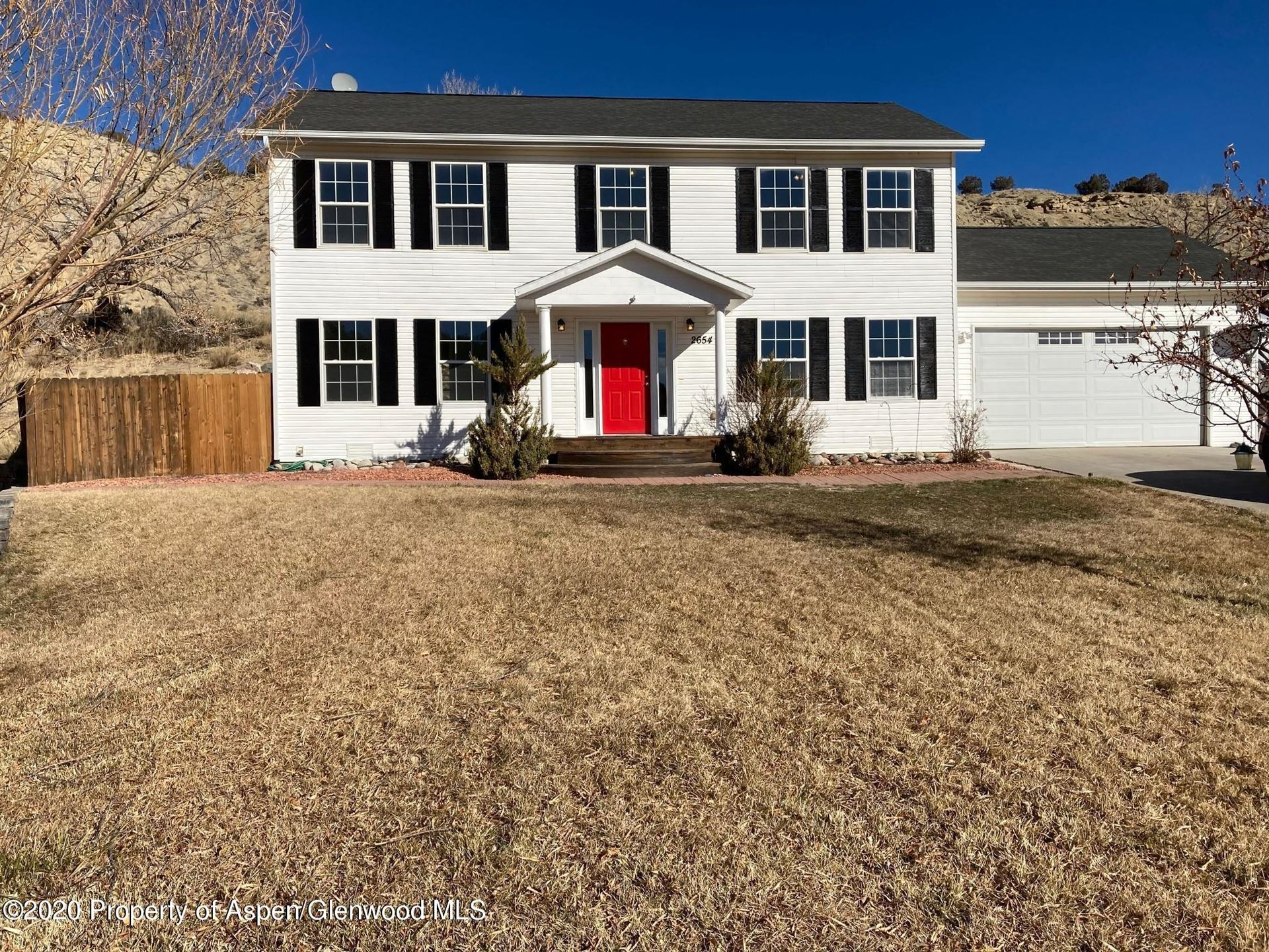 2654 Fairview Heights Court, Rifle, CO 81650 - MLS#: 166801
