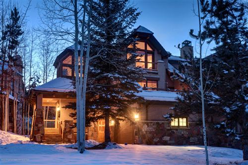Photo of 204 Burnt Mountain Drive, Snowmass Village, CO 81615 (MLS # 163817)