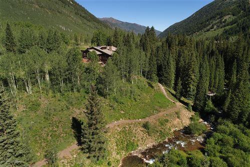 Photo of 9888 Castle Creek Road, Aspen, CO 81611 (MLS # 151847)