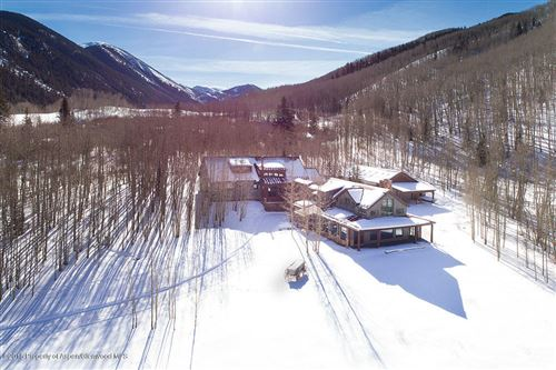 Photo of 9669 Castle Creek Road, Aspen, CO 81611 (MLS # 151861)