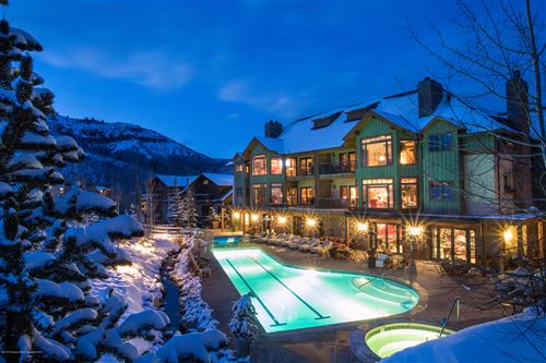 Photo of 65 Timbers Club Court A4-IV #A4-IV, Snowmass Village, CO 81615 (MLS # 166861)