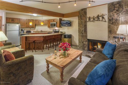Photo of 640 Carriage Way 201 #201, Snowmass Village, CO 81615 (MLS # 163890)
