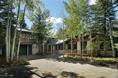 Photo of 38 Pitkin Iron Road, Aspen, CO 81611 (MLS # 156898)