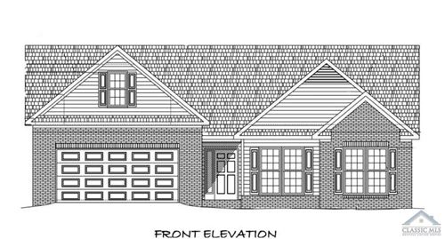 Photo of 155 Discovery Trail, Athens, GA 30605 (MLS # 981027)