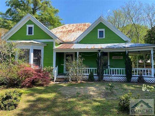 Photo of 214 North Street, Crawford, GA 30630 (MLS # 981037)
