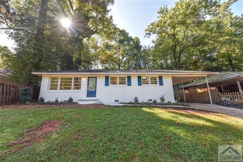 Photo of 542 Woodland Hills Drive, Athens, GA 30606 (MLS # 978057)