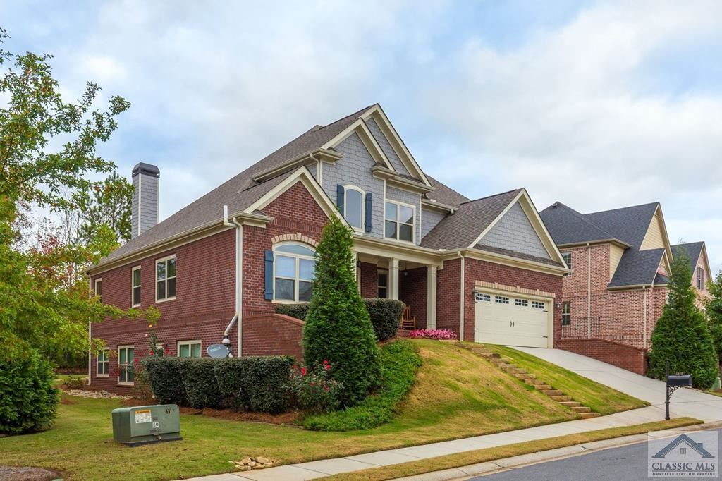 Photo of 1570 Turtle Pond Drive, Watkinsville, GA 30677 (MLS # 978130)