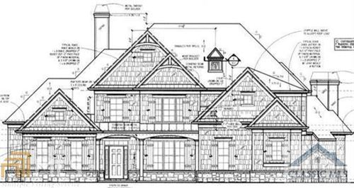 Photo of 1123 Mulberry Chase, Commerce, GA 30529 (MLS # 982140)