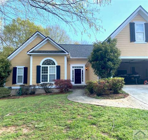 Photo of 420 Wood Lane, Athens, GA 30605 (MLS # 981272)