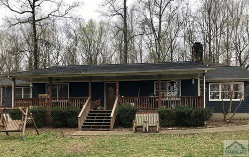 Photo of 3661 Waggoners Grove Church Road, Colbert, GA 30628 (MLS # 974391)