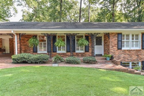 Photo of 853 Bobbin Mill Road, Athens, GA 30606 (MLS # 977461)
