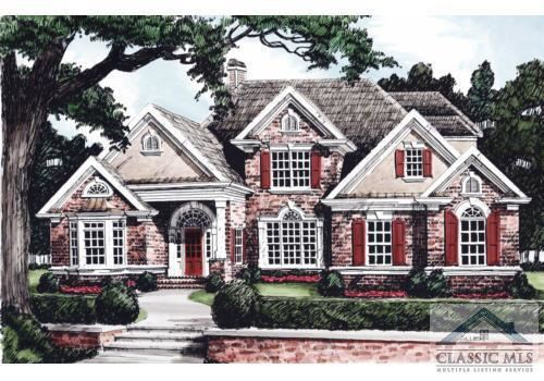 Photo of 3339 Princeton Drive E, Bogart, GA 30622 (MLS # 977598)