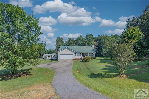 Photo of 1527 Fitts Davis Road, Danielsville, GA 30633 (MLS # 983670)