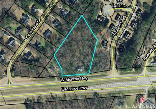 Photo of 3240 Monroe Hwy, Watkinsville, GA 30677 (MLS # 978707)