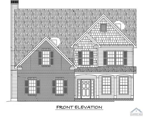 Photo of 445 Discovery Trail, Athens, GA 30605 (MLS # 982747)