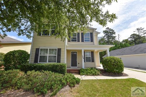 Photo of 164 Brockett Drive, Athens, GA 30607 (MLS # 977774)