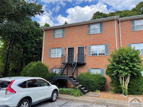 Photo of 2165 Milledge Avenue S #F1, Athens, GA 30605 (MLS # 981853)