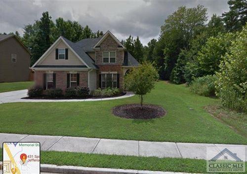 Photo of 431 Spinner Drive, Jefferson, GA 30549 (MLS # 981978)
