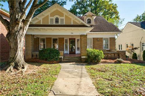 Photo of 773 Virginia Avenue NE, Atlanta, GA 30306 (MLS # 6797001)